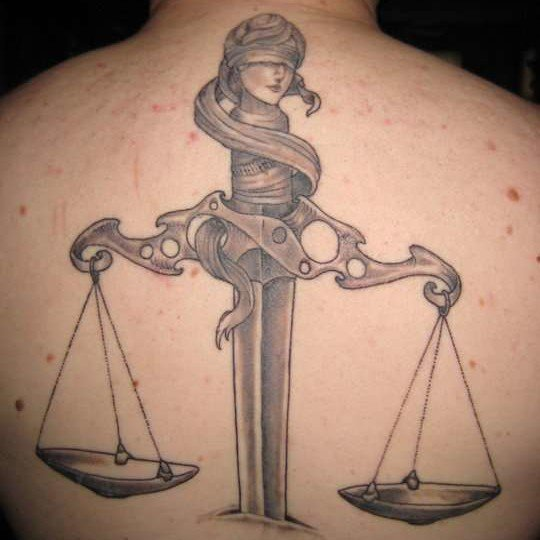 scales-of-justice-tattoo-on-back