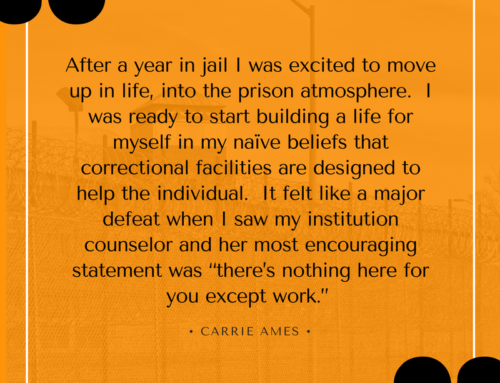 A Prison Program Changed My Life
