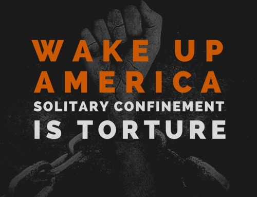Wake Up America, The Facts Are In: Solitary Is Torture!