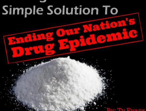A Drug Dealer's Simple Solution to Ending Our Nation's Drug Epidemic
