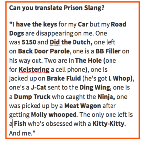 http://www.prisonwriters.com/want-learn-prison-slang/