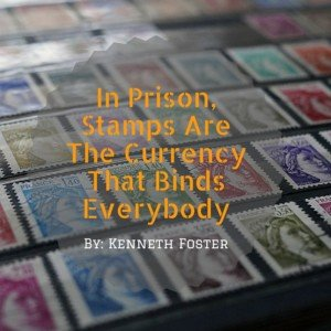 In Prison, Stamps Are The Currency That Binds Everybody