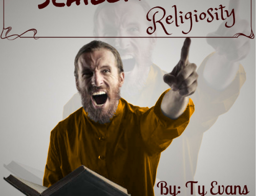 A Prisoner Writes: Schizophrenic Religiosity