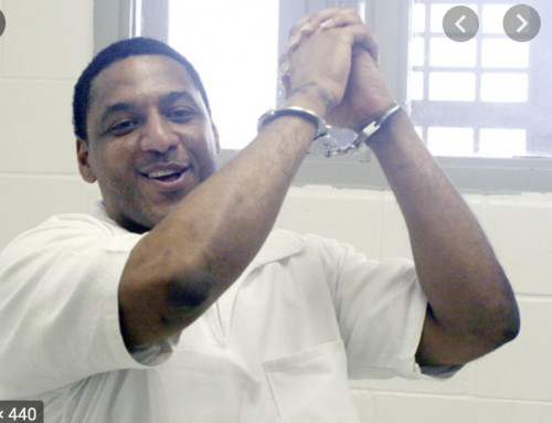 Poetry on Death Row Saved Me